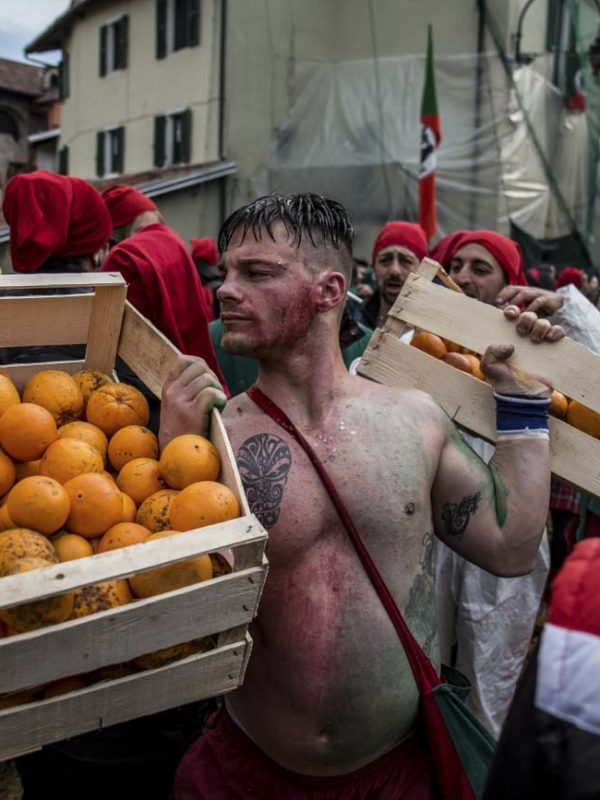 Carnevale di Ivrea - Raffaele Luongo Photographer