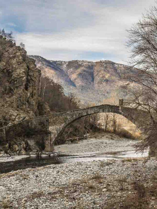 Ponte del diavolo - Lanzo Torinese