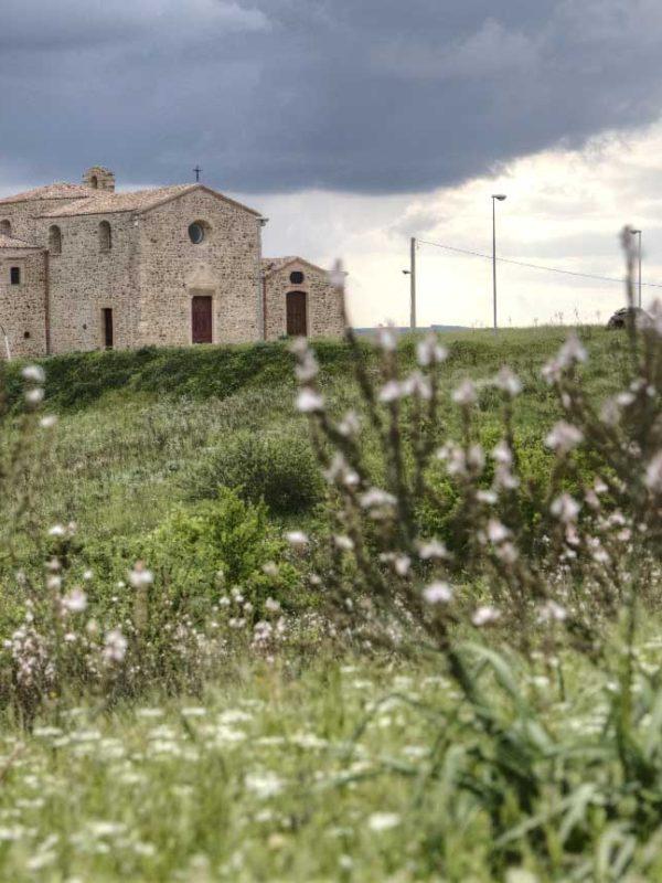 Abbazia di Sant'Antonio Abate - Grottole (MT)