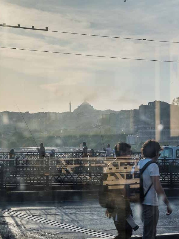 Riflettere su Istanbul