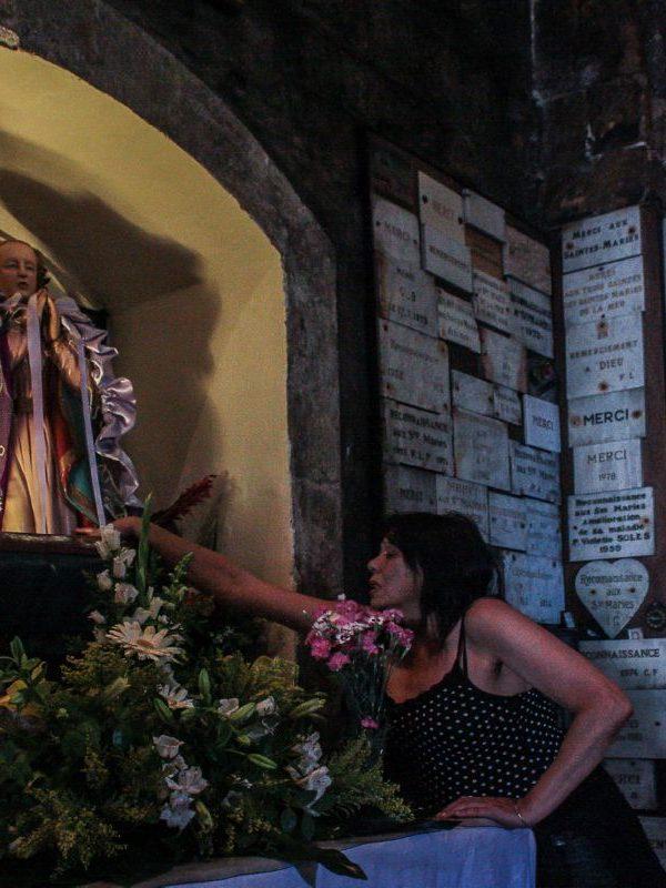 Santa Sara - Devozione per Le Marie
